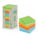 Post- it® Gerecycleerde Notes in toren
